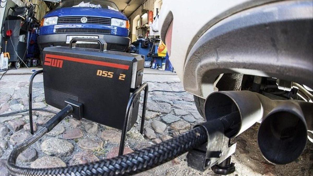 Volkswagen deberá pagar con 3.000 euros a los afectados españoles por el 'Dieselgate'