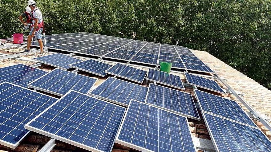 Bald auch Solarstrom zum Teilen auf Mallorca
