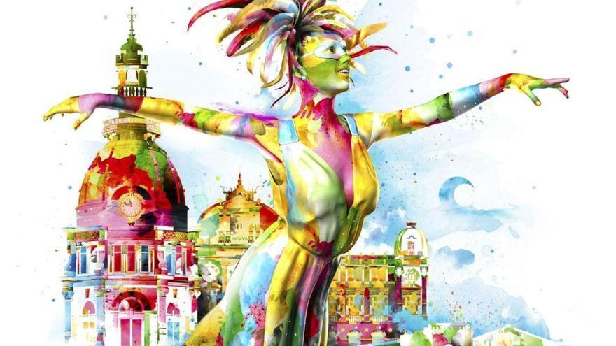 El concejal de Juventud de Cartagena leerá mañana el Pregón del Carnaval
