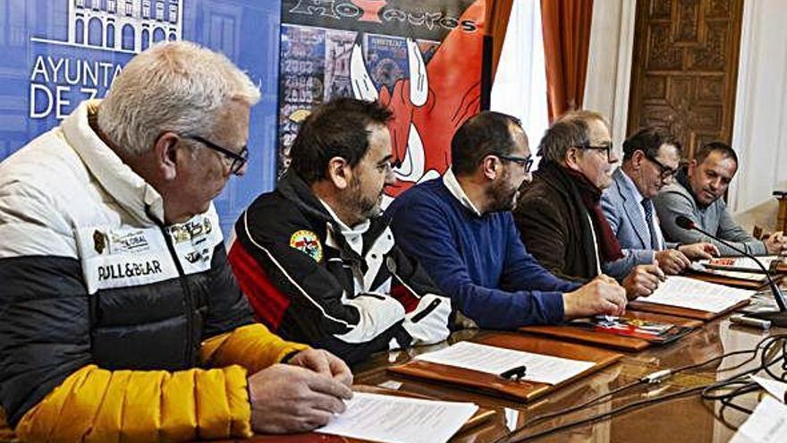 Motauros congregará en Zamora a más de 4.000 personas el próximo fin de semana