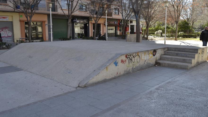 La plaza Segovia y la calle Beethoven serán espacio peatonal