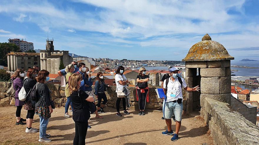 Vigo, el balcón a la ría favorito de los turistas