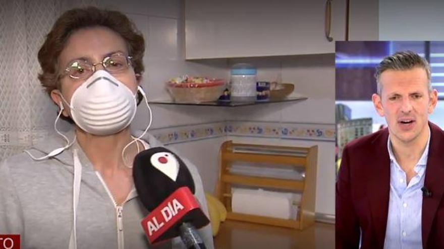 Una mujer con una pensión de 500 euros recibe una factura de agua de 12.300