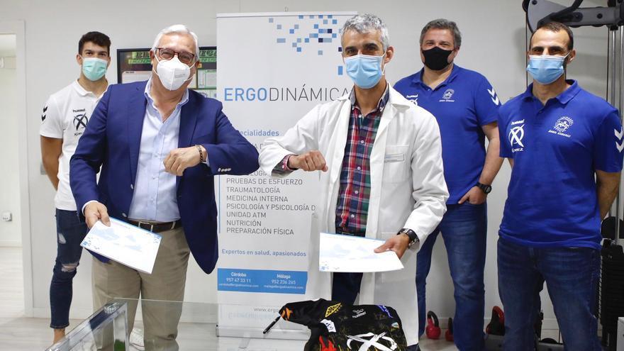 El Ángel Ximénez y Ergodinámica firman un convenio de colaboración