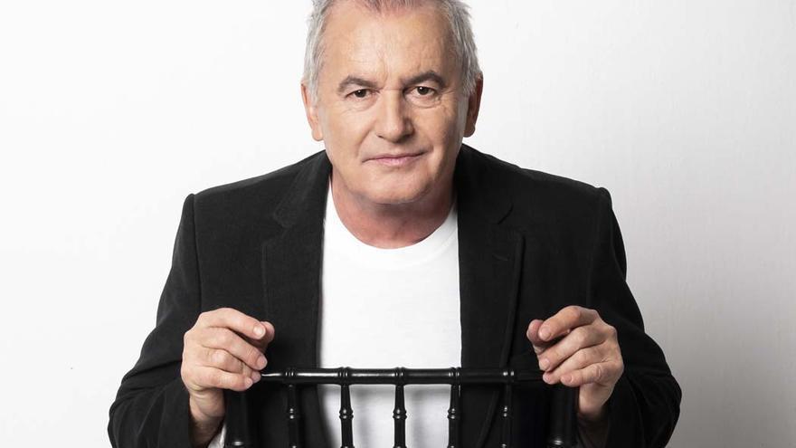 """Victor Manuel """"vuelve para cantarlo"""" a Rojales este viernes"""