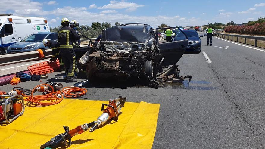 Archivado el caso del accidente de la A-4 con cuatro mujeres fallecidas al no hallarse negligencia