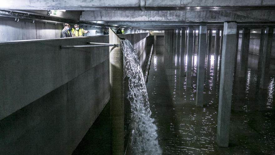 """Los """"nuevos"""" depósitos de agua de Oviedo: construidos en 2004, conectados 17 años más tarde"""