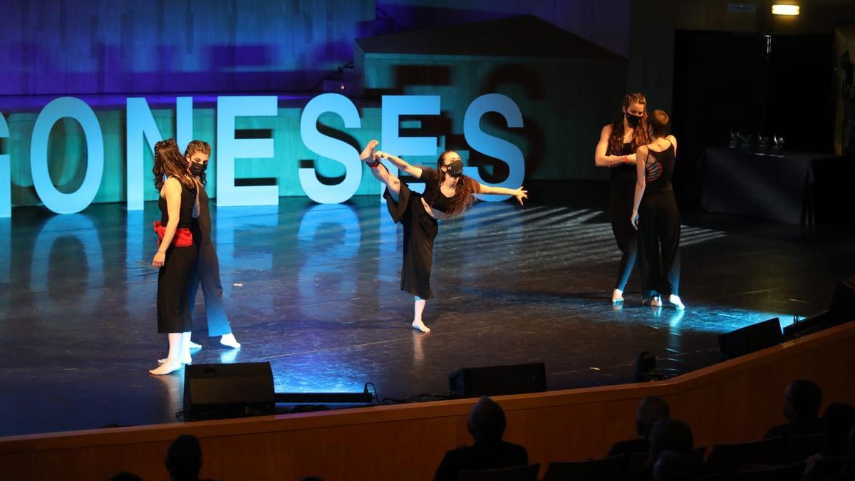 Conservatorio Municipal de Danza.
