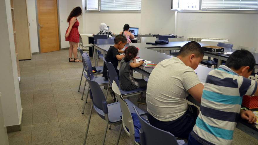 Las aulas de apoyo e inmersión lingüística retoman su actividad en Benavente