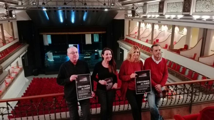 Dramaturgs, directors i actors de primera fila conversaran a Figueres sobre l'escena teatral