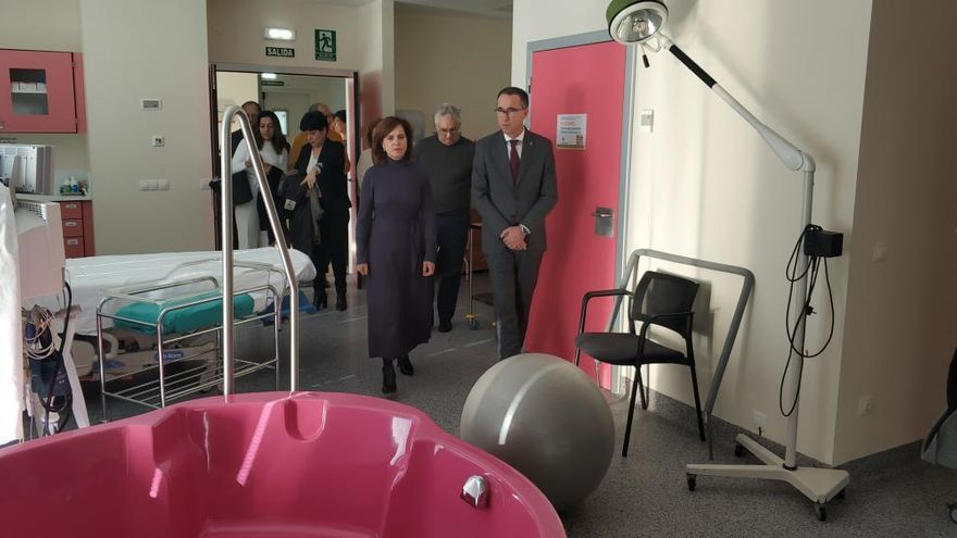 El hospital de Mieres, ejemplo del sistema sanitario para exportar
