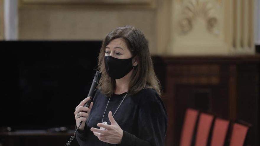 """Guasp a Armengol: """"Han maquillado el cese del coordinador de vacunas para contentar a sus socios"""""""