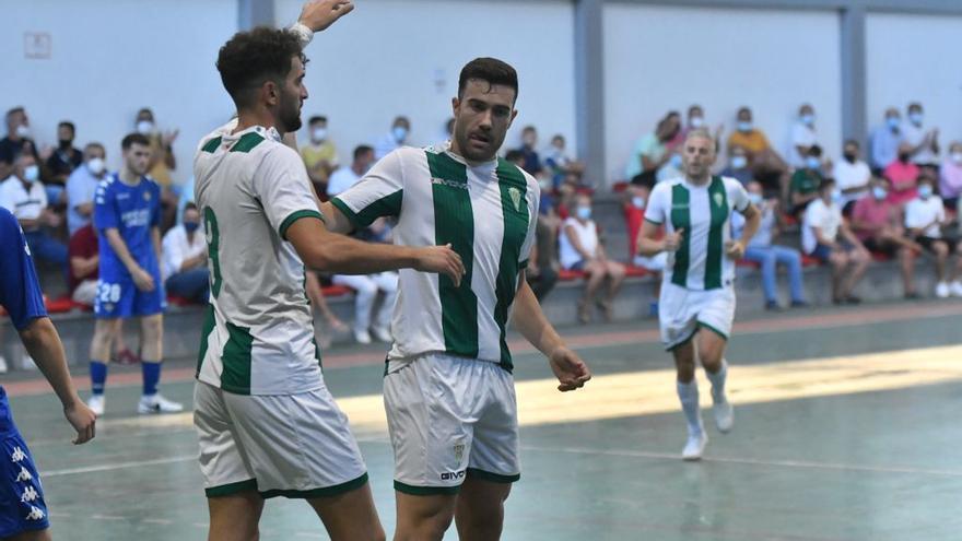 El Córdoba Futsal sufre para doblegar al filial del Betis (5-4)