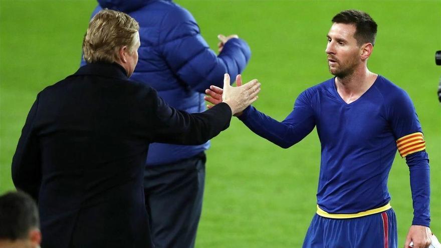 Messi haurà pagat 370 milions en impostos des que va renovar el 2017