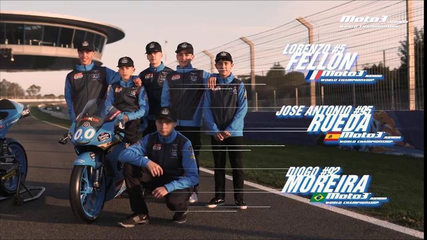 El Team Estrella Galicia 0,0 aborda su proyecto 2020