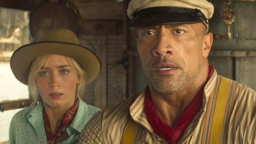 'Jungle Cruise' tendrá una secuela con Dwayne Johnson y Emily Blunt