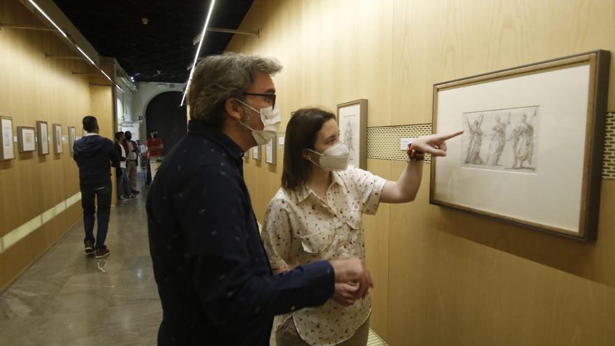 El Museo de Bellas Artes de Córdoba muestra dibujos de Verdiguier