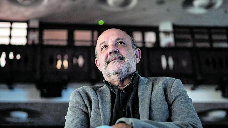 Jorge Perdigón: «Creo que definitivamente el  festival y yo nos entendemos»