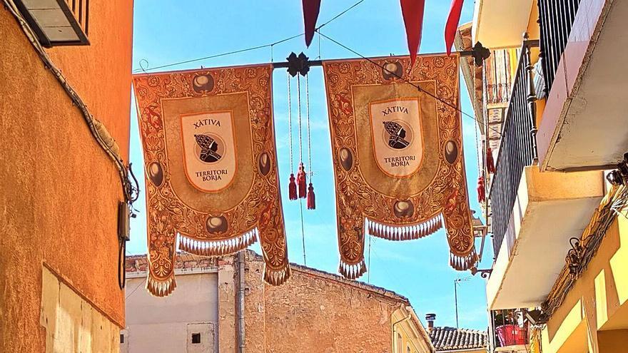 Xàtiva vuelve a mirar a los Borja