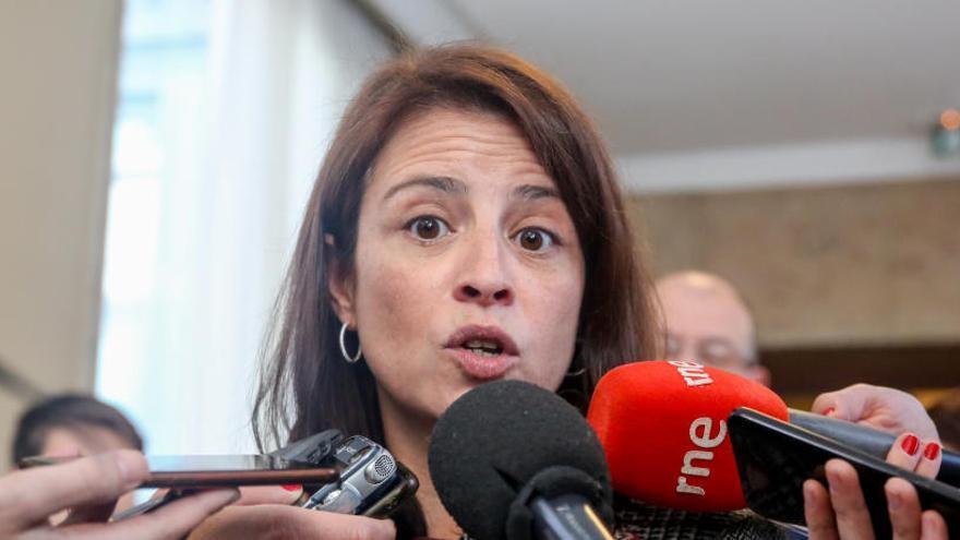 El PSOE mantiene a Lastra como portavoz del Congreso