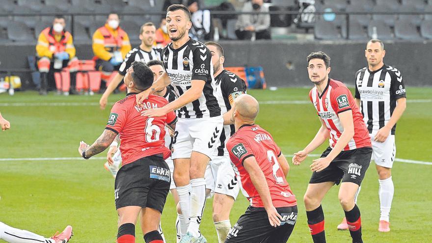 Una defensa de nuevo cuño para el Castellón 2021/22
