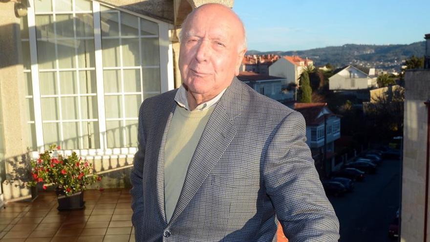Fallece Pepe Solla padre, fundador de Casa Solla