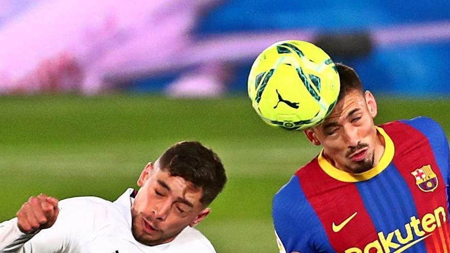 Valverde, duda para Anfield