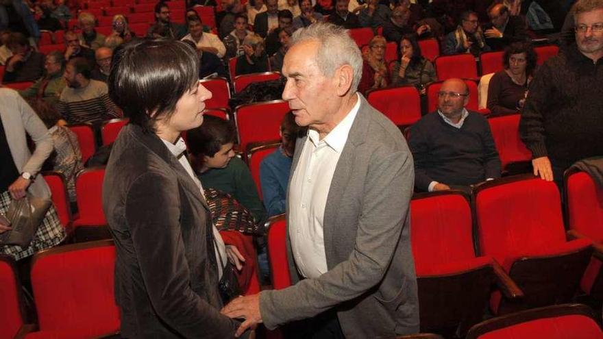 Camilo Nogueira genera el aplauso de las fuerzas gallegas por su aportación a la política