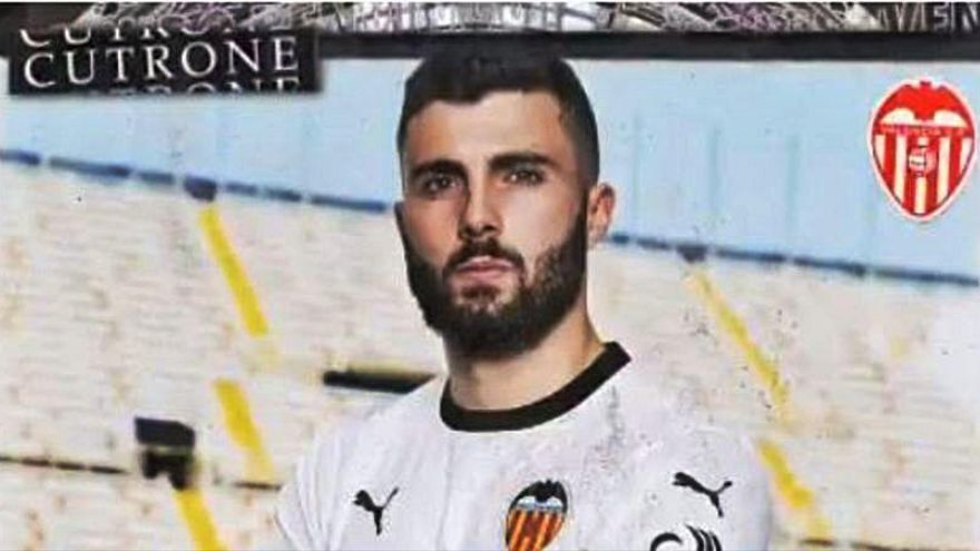 Patrik Cutrone, último fichaje del Valencia CF