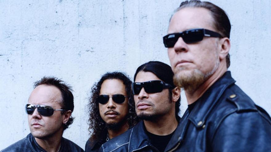 Metallica actuarà el 5 de maig a l'Estadi Olímpic de Barcelona