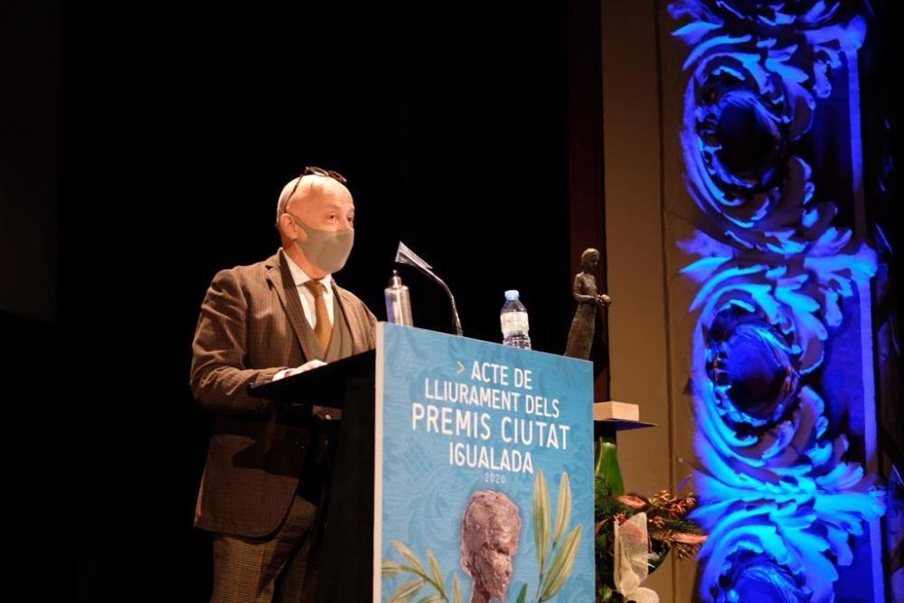 Premis Ciutat d'Igualada 2020