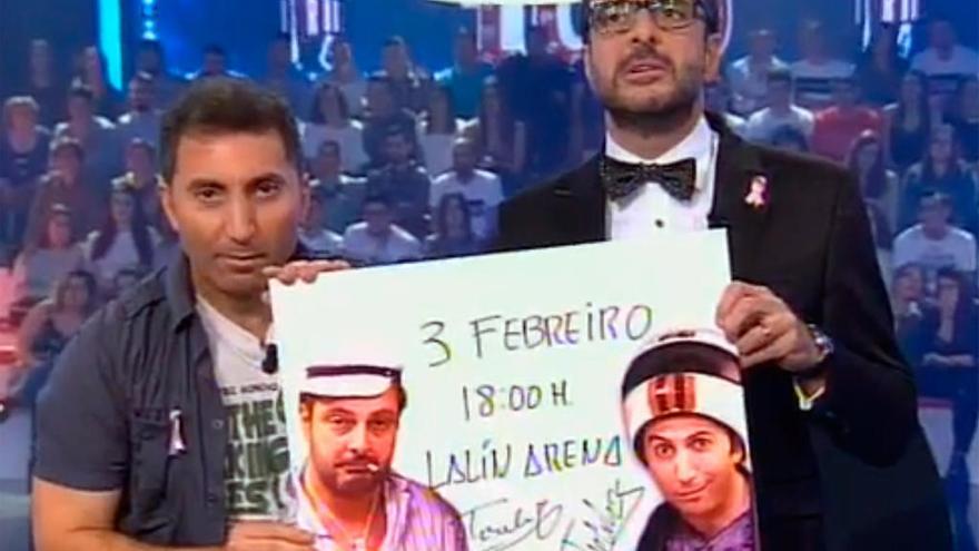 Os Tonechos anuncian su despedida el 3 de febrero en el Lalín Arena