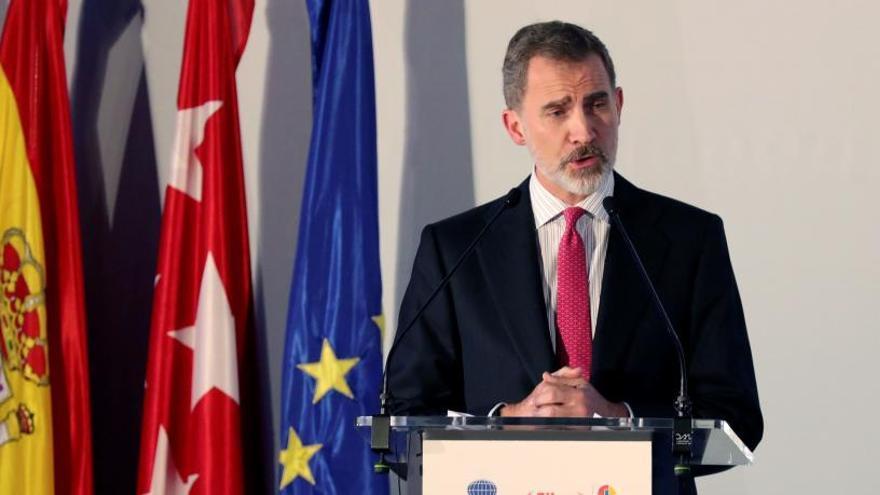 El Rey ensalza el valor del turismo en España