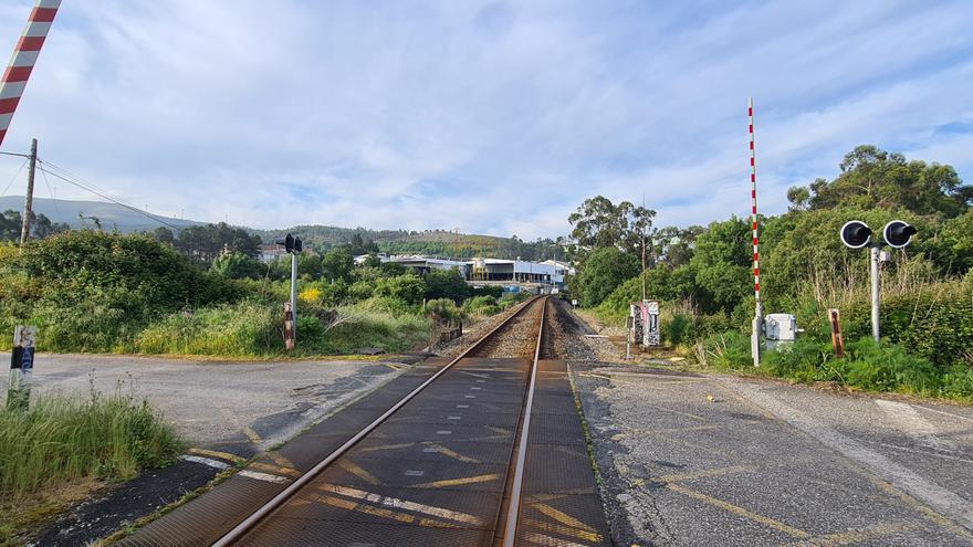 575.000 euros para reponer 8.561 traviesas de hormigón entre Vilagarcía y Catoira
