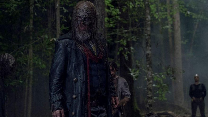 La explicación al agujero en el guión de 'The Walking Dead'