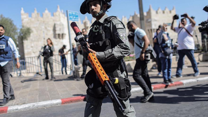 Dos palestinos mueren por disparos israelíes en sendos incidentes