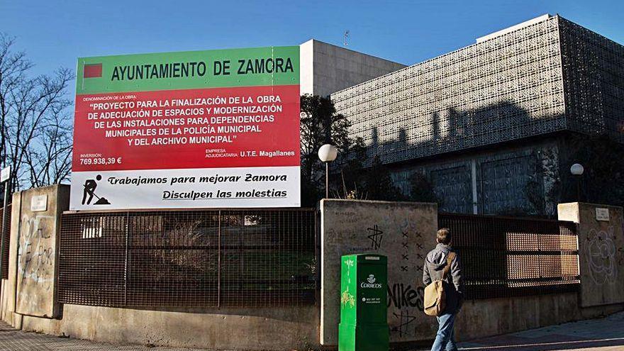 Guarido defiende que todas las grandes obras iniciadas en Zamora concluirán antes de 2023