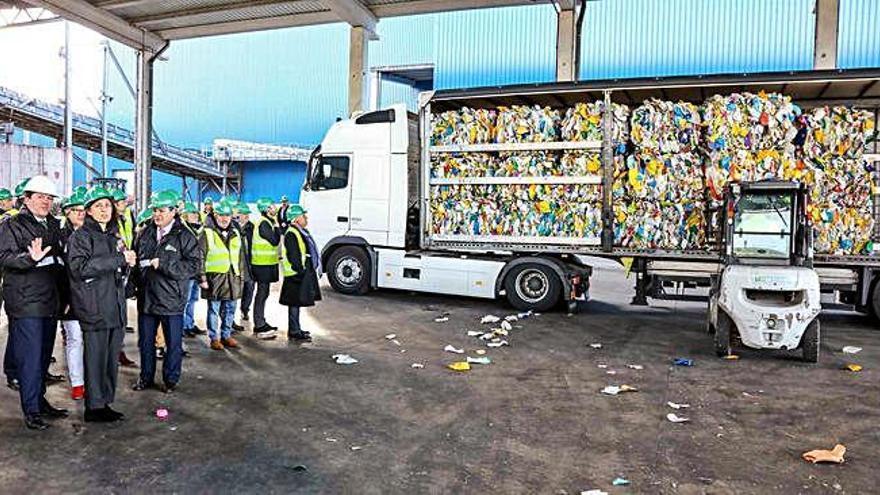 Sogama trató 10 millones de toneladas de basura en 20 años