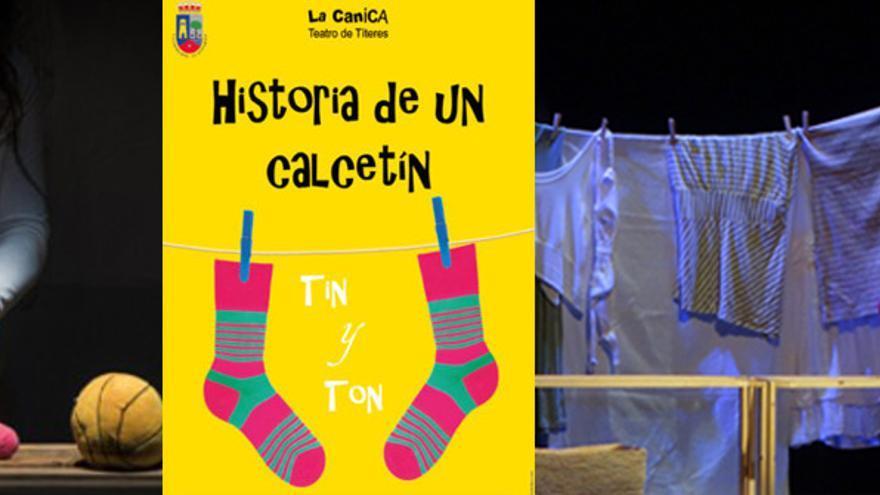 Historia de un calcetín PLATEA