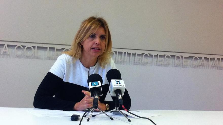 """L'anunci de vaga a Figueres, de Cobas i CCOO, """"preocupa molt"""", segons Marta Felip"""