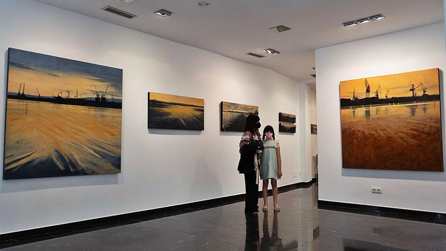 José Antonio Quintana regresa a la galería Espacio 36 de Zamora