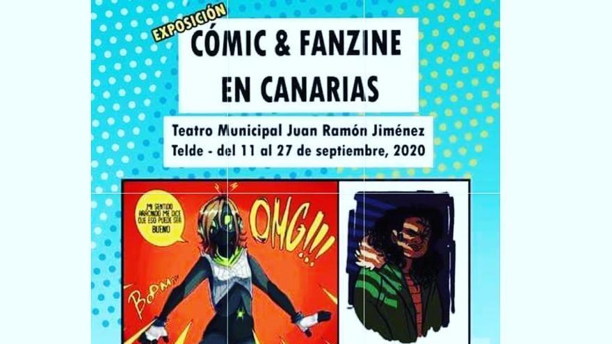 Cómic y Fanzine en Canarias