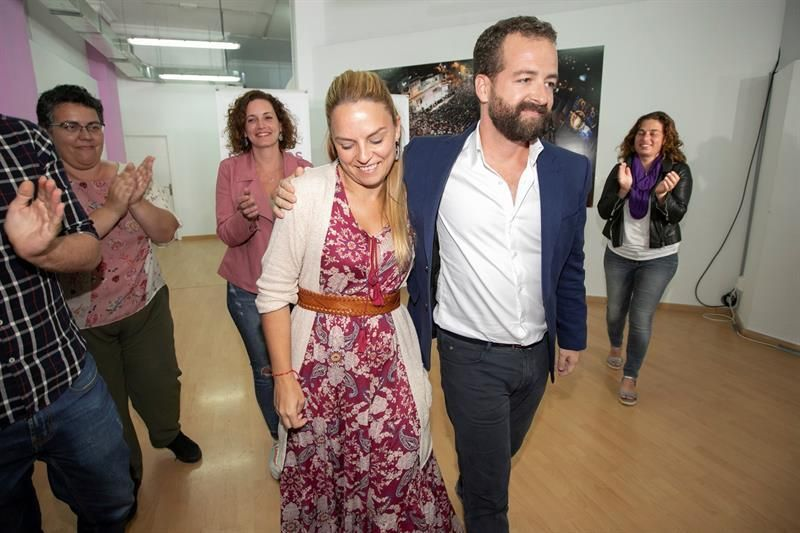 Noemí Santana (Podemos, Parlamento de Canarias)