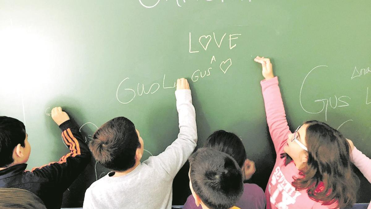 Enseñanza bilingüe avanzada en los 'coles'