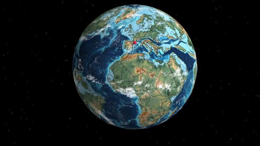 ¿Dónde estaba Mallorca hace 600 millones de años?
