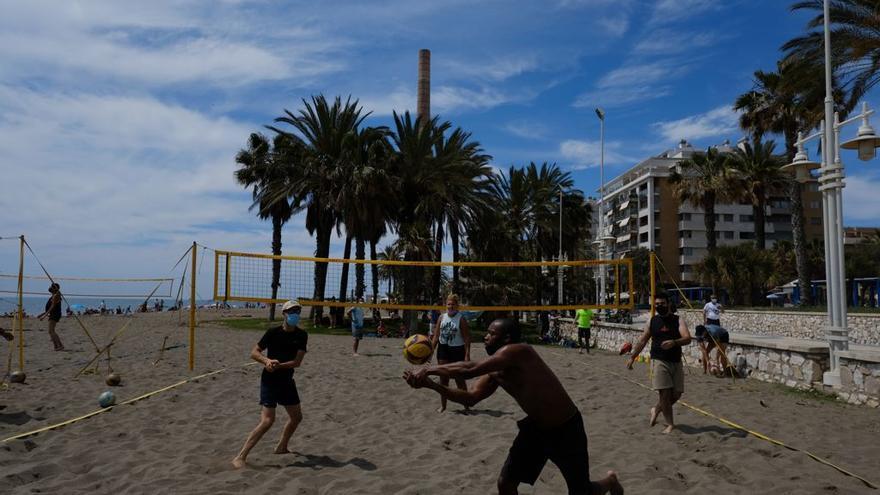 El buen tiempo acompañará durante toda la semana en Málaga