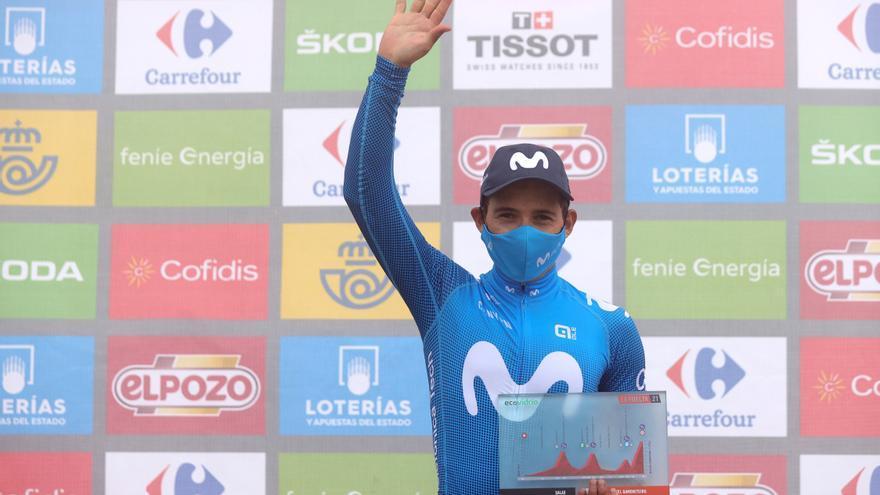 Ganador de la etapa 18 de la Vuelta a España 2021: Miguel Ángel López