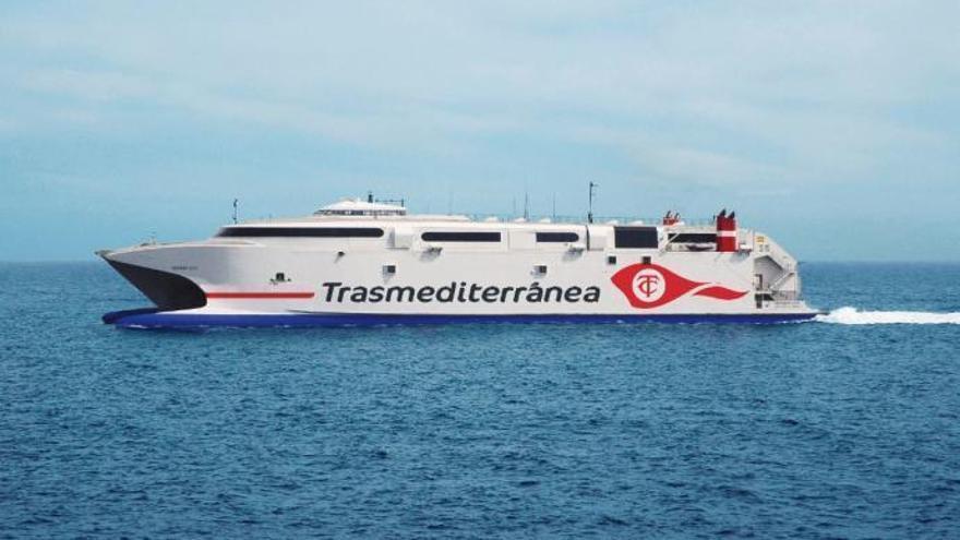Reederei Trasmediterránea setzt Fährverbindung Mallorca-Menorca aus