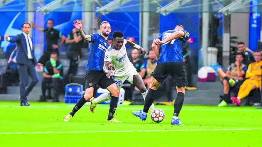 El equipo B  del Real Madrid pide paso