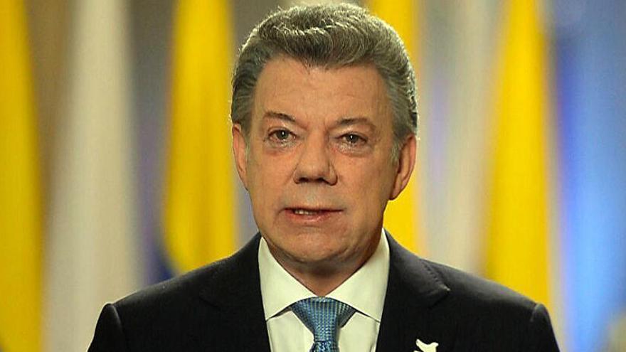 """Santos presenta un """"mejor acuerdo"""" de paz para unir a los colombianos"""